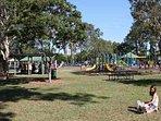 Cascade Gardens playground