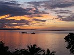 Mango Bay get the best sunrise vistas. You wil not find a nicer view to wake up to!!