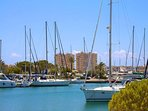Tomas Maestre marina offers an excellent range of bars and restaurants