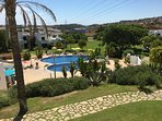 Clube Albufeira, family friendly apartment in elevated position with super views