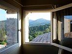 Glorious bedroom vistas - guests always remark on the memorable views.
