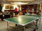 Hilton game room