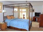 MASTER BEDROOM 1st Floor - VIEW 1  KING BED