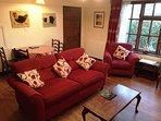 Jemima cottage Lounge/dining