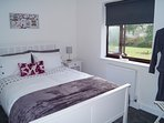 Ground floor double bedroom ideal for guests with limited mobility