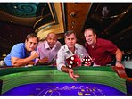 Schedule to visit the local Casino's and try a game of chance ....of winning a fortune