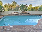 Have the ultimate Florida getaway by escaping to this 2-bedroom, 1.5-bathroom Holmes Beach condo that comfortably...