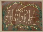 Alegria...Happiness in any language!
