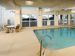 Additional View of Indoor Pool