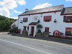 Bonners Bar, Mullaghduff - just 400mts from our cottage, traditional music sessions during summer.