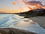 100 metres to the coastal walk - take in the amazing sunset and views through to Victor Harbor.