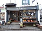 The Allotment Deli, just down the lane from Number Six