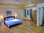 Upstairs Bedroom Suite Four at Savannah House