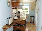 Beachglass Galley Kitchen