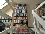 3rd floor landing library