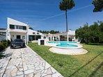 AroeiraMIR - Villa with private pool and garden, Lisbon South Bay  [38274/AL]