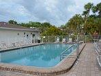 Swimming Pool Club House