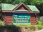 Mountain Shadows resort--3 miles from downtown Gatlinburg