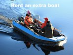Rent an extra boat
