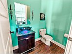 First Floor Shared 1\/2 Bath