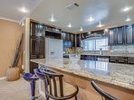 Spacious Kitchen with Plenty of Space