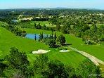 Campoamor Golf Course nearby