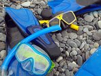 Posibles actividades snorkel, senderismo...