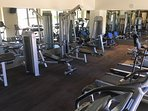 Get your pump on in the community fitness center