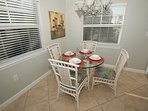 Complete Dining room for  four