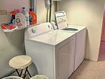 With in-unit laundry machines, you'll never have to worry about running out of clean clothes.