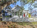 NEW! Historic 3BR Mount Pleasant House!