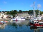 Padstow - 5 minute drive