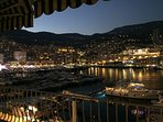 Dazzling Monte Carlo views from your balcony
