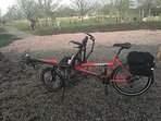 Hire the tandem to explore the beautiful Exe Valley