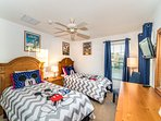 Twin bedroom 2 - 2nd floor