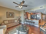 Create special memories with your companions at this Panama City Beach vacation rental condo!