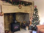 Christmas at Nut Tree Cottage