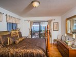 Queen Master Suite on Main floor with a view to wake up to!