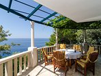 Apartments Plavac Mali- Three Bedroom Apartment with Terrace and Sea View