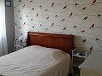 chambre des oiseaux (RdC)