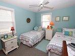 1st Floor Bedroom w/ 2 Twins