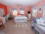 Second Floor Bedroom w/ Queen and Twin Trundle