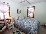 Second Floor Bedroom w/ Queen