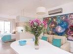Buenos Aires - Light Blue Studio - Living Room