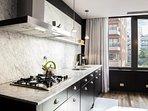 Buenos Aires - Portside Lux - Kitchen