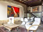 Buenos Aires - Silos Loft - Dining Room