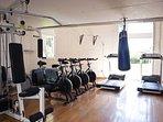 Buenos Aires - Silos Loft - Gym