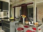 Buenos Aires - Borges Place - Kitchen