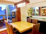 Buenos Aires - Casa Larrea - Dining Room
