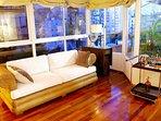 Buenos Aires - Casa Larrea - Living Room